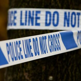 The body of a man and two young children were discovered at a flat in Sidbury Heights, Tidworth, Wiltshire