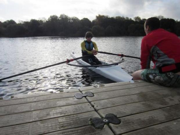 Hillingdon-based rowing club aims to build on Olympic success