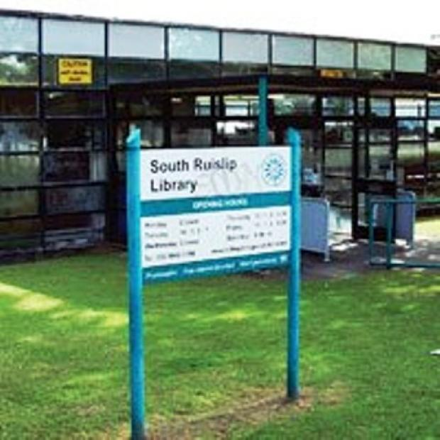 Hillingdon Times: Learning centre: the new South Ruislip library
