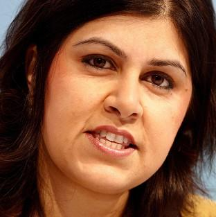 Baroness Warsi said it had been 'a privilege and an honour to serve my party as co-chairman'