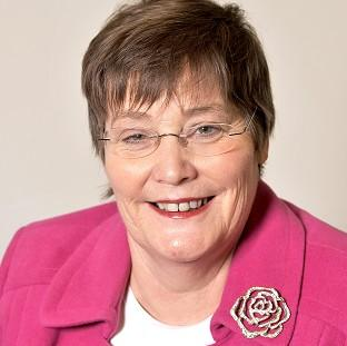 Dame Anne Begg said there is a 'real risk' that the Government will fall short on some of its youth unemployment targets