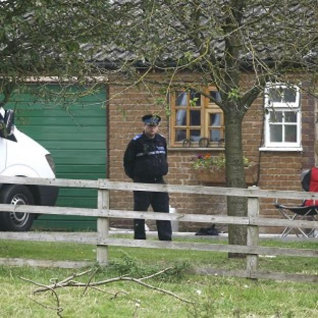 Joshua O'Gorman and Daniel Mansell admitted attempted burglary at this farmhouse in Welby, Melton Mowbray