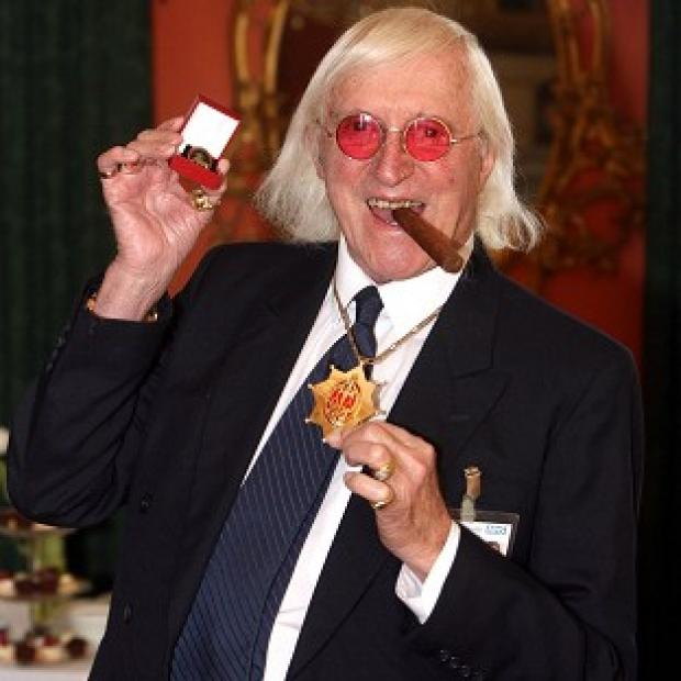 Hillingdon Times: Sir Jimmy Savile died at his home in Leeds on October 29 last year, aged 84