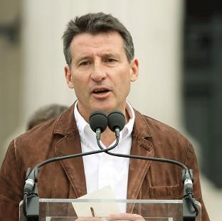 Lord Coe is due to praise Labour for bringing the Olympics and Paralympics to Britain (Locog/PA)