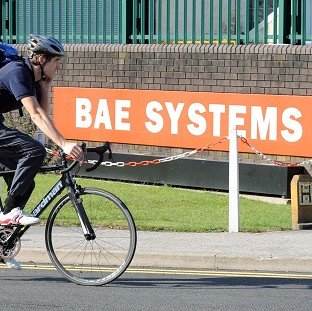 BAE Systems and Airbus parent EADS have until 5pm to announce the terms of the merger or ask for an extension to finalise their plans