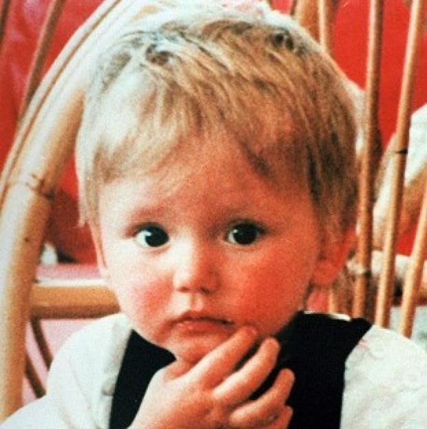 Hillingdon Times: Ben Needham went missing in 1991 on the Greek island of Kos