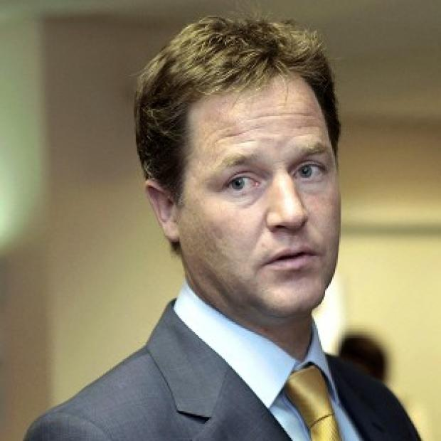 Hillingdon Times: Deputy Prime Minister Nick Clegg is expected to claim his party is a 'sensible, centrist and pragmatic' influence in Government