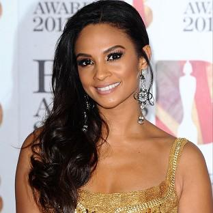 Hillingdon Times: Alesha Dixon is one of the faces of the Poppy Appeal 2012