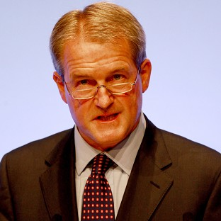 Environment Secretary Owen Paterson said he was 'ready to go' with legislation to ban ash imports