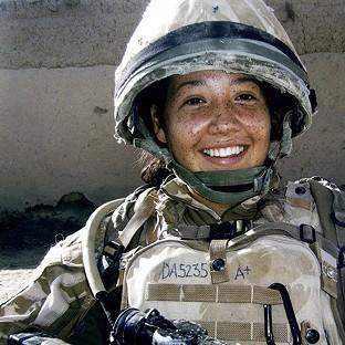 Corporal Channing Day from 3 Medical Regiment who died while on patrol in the Nahr-e Saraj district of Helmand Province