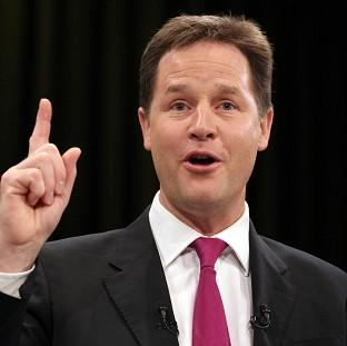 Deputy Prime Minister Nick Clegg said Labour's stance was 'not the behaviour of a party serious about gov