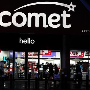 Hillingdon Times: Fears are held for some 6,000 jobs If Comet does go into administration