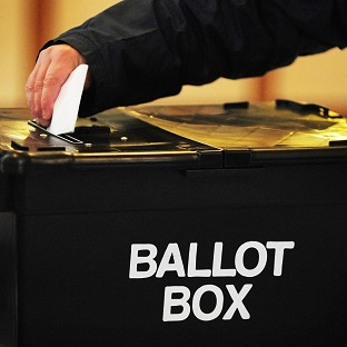 Voters are due to go to the polls in the marginal seat of Corby