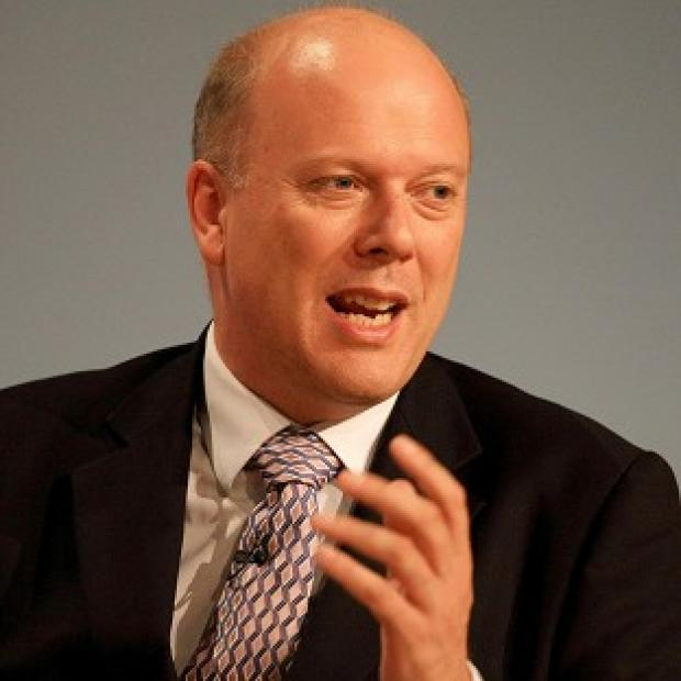 Hillingdon Times: Justice Secretary Chris Grayling is calling for an 'enlightened' approach to dealing with criminals
