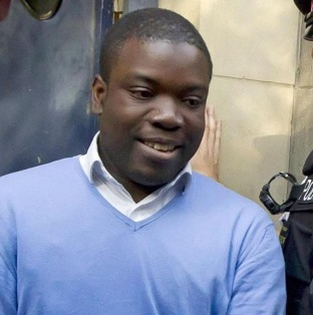 Kweku Adoboli lost more than one billion pounds of cash from Swiss bank UBS