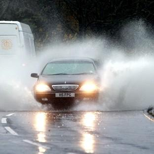 Hillingdon Times: The AA has experienced its busiest ever day for flood-related call-outs