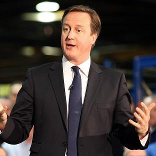 David Cameron said he would meet other party leaders over the Leveson report