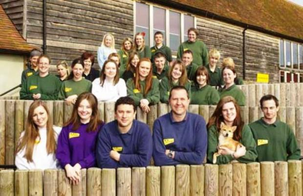 Hillingdon Times: Ready for the call: staff at Harefield are ready for Christmas 'returns'