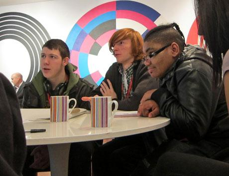 Uxbridge College music students Joe Streames, 18, Tom Nelhams, 18, and Niko Anderson, 16, share their ideas about what they would like to see in Hayes.