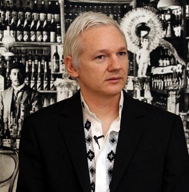 Hillingdon Times: WikiLeaks founder Julian Assange will address supporters from the Ecuadorian Embassy