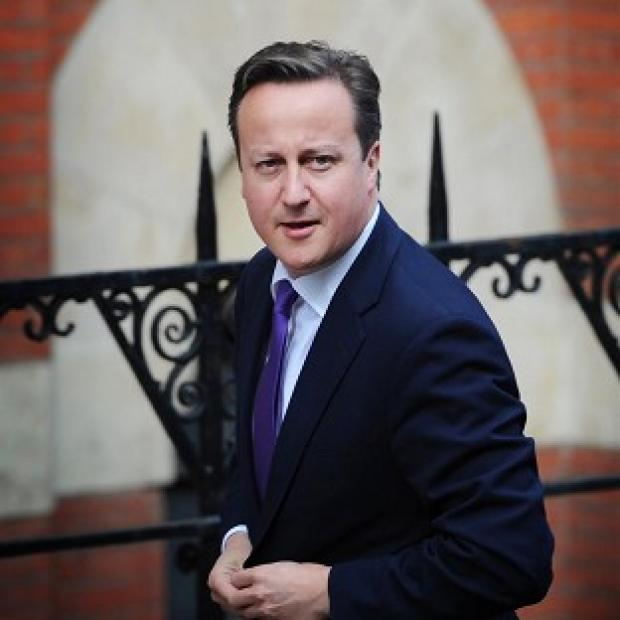 David Cameron vowed to act against what he referred to as a 'silent attack on innocence'
