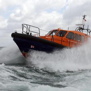 The RNLI helped conduct an extensive search for a teenager who disappeared after jumping from a ferry