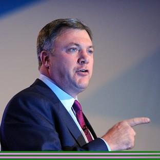 Shadow chancellor Ed Balls said boosting employment is 'the only way to get the welfare bills down'