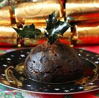 Festive puddings were among the best-selling foods this Christmas