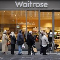 Jobs are at risk at a grocery distribution centre because Waitrose has decided not to renew one of its contracts
