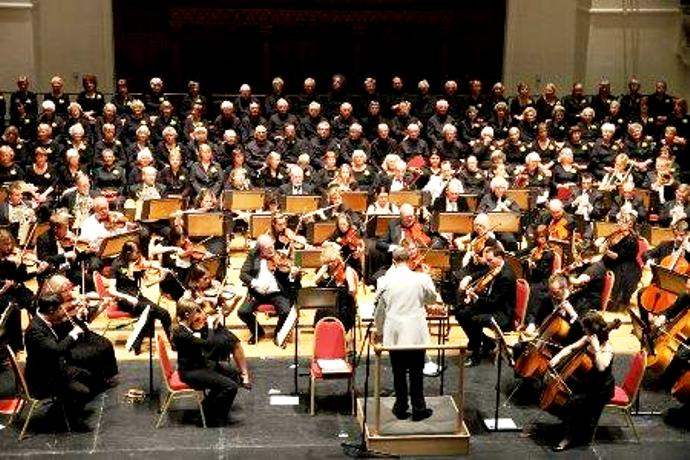 Full-blooded: a rare chance to see a full orchestra playing in Hillingdon