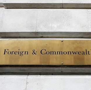 The Foreign and Commonwealth Office said it was aware of reports of an attack and was offering assistance
