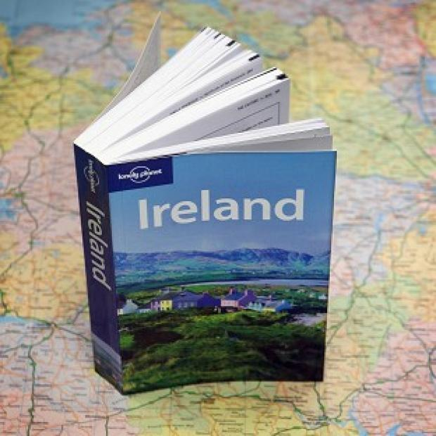 The BBC has sold travel guide firm Lonely Planet for around eighty million pounds less than it originally paid for it