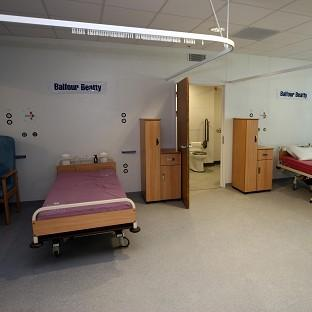 Wards will be brought back into action at the old Queen Elizabeth Hospital in Birmingham