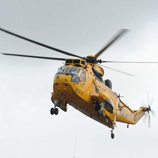 Hillingdon Times: The deal spells the end of the use of Sea King helicopters in search-and-rescue work