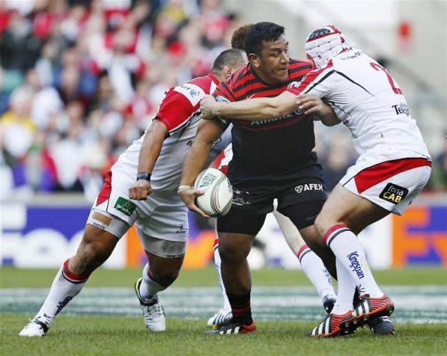 Mako Vunipola. Picture: Action Images