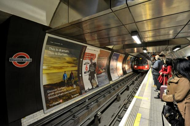 Hillingdon Times: There are 270 stations that make up the London Underground