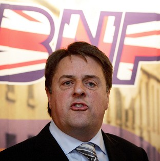 BNP leader Nick Griffin insists he will stand again for the European Parliament.