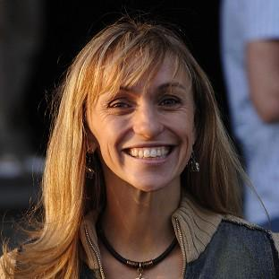 Michaela Strachan says she did not enjoy getting