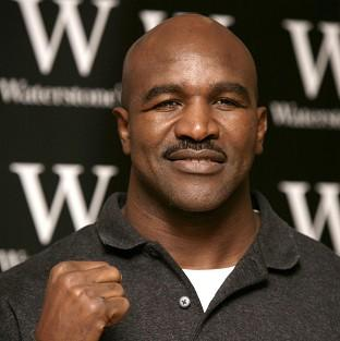 Boxer Evander Holyfield is among the contestants in the new series of Celebrity Big Brother