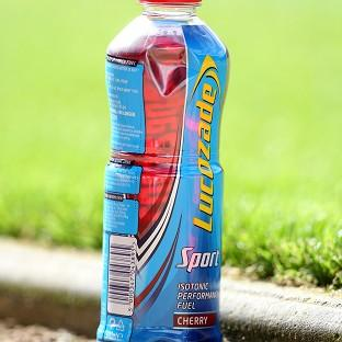 A television advertising campaign for Lucozade Sport has been banned