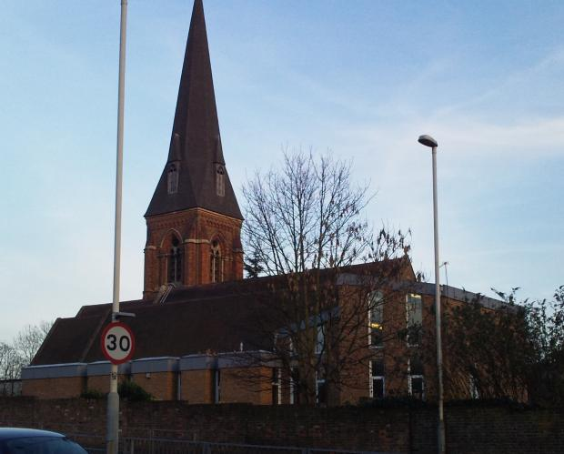 Haven for homeless: St Andrew's in Uxbridge