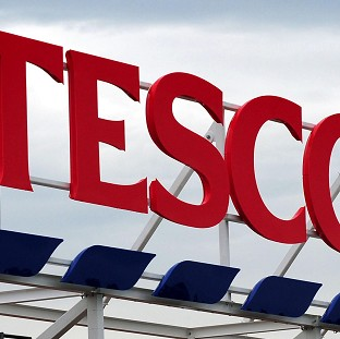 Tesco said like-for-like sales were down 2.4 per cent in the six weeks to January 4