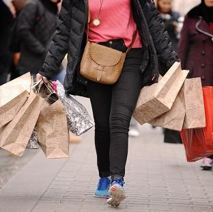 Hillingdon Times: Retail sales leapt 2.6% during December