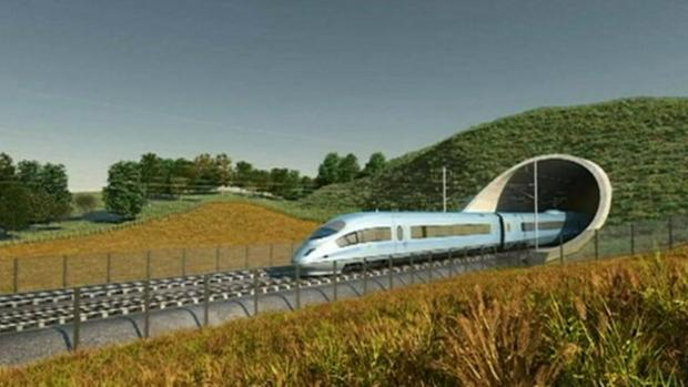 Fighting on: Hillingdon says it will continue to oppose HS2