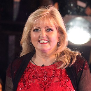 Linda Nolan is evicted from the Celebrity Big Brother house