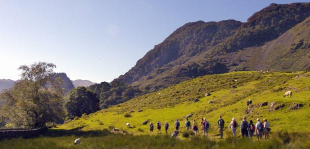 The only way is up: volunteers are wanted for a Lake District challenge