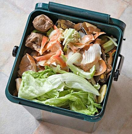 Food waste service in spotlinght in Uxbridge