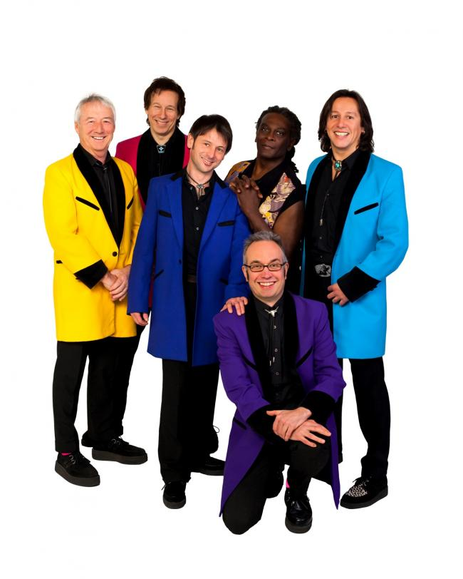 Back in the old routine: Showaddywaddy as they are now