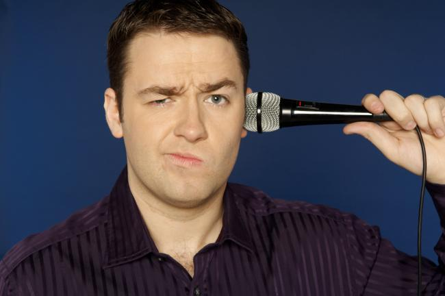 Back to his roots: comedian Jason Manford