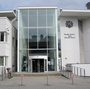 Kevin Wilson received a suspended prison term at Exeter Crown Court.